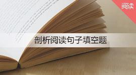 小站雅思精品系列课程之阅读1:剖析阅读句子填空题