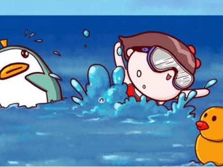 分享5月雅思口语part 1关于swimming话题的问题和