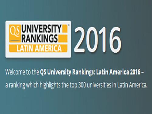 去热情洋溢的南美留学如何选校?2016 QS拉美院校排行榜新鲜出炉