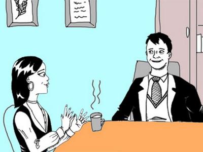 【雅思剧场】雅思口语听力绝佳素材 安娜职场记之二:面试