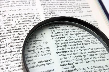 托福词汇不要局限于背诵 学会词汇使用是关键