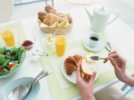 雅思课外阅读--不吃早餐也健康 1