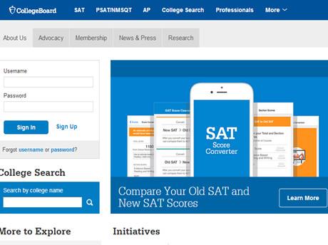 盘点那些不能错过的择校网站  找到那所最适合自己的大学