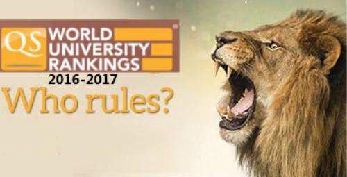 QS2016-2017年世界大学排行榜新鲜出炉 留学生最新选校参考