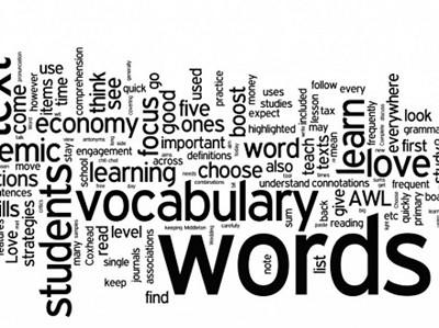 10个关键词 助你高效背诵SAT考试单词