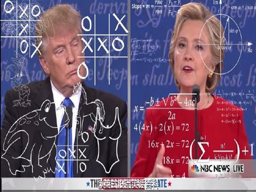 够资格HOLD住美国总统竞选辩论的名校 除了霍夫斯特拉大学还有它们