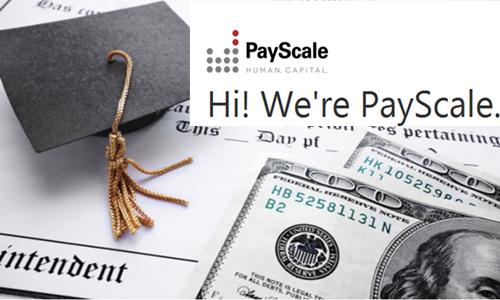 读什么院校/专业最赚钱?2016PayScale美高校毕业生薪酬榜发布