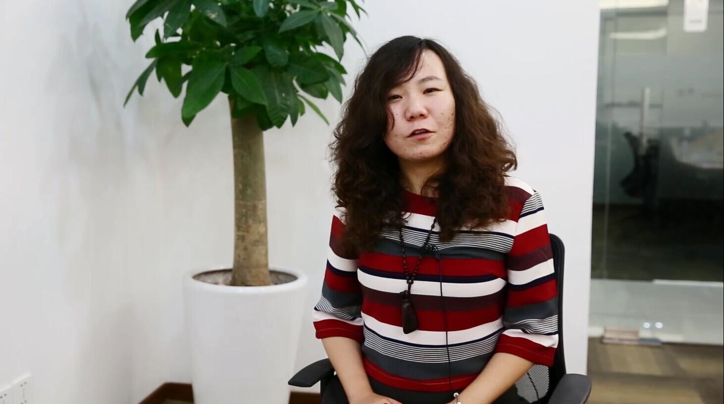 【小站名师话托福】之梦娇访谈