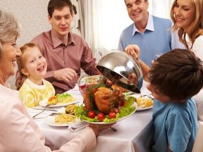 美国高中留学生怎么过感恩节?吃火鸡买东西双管齐下