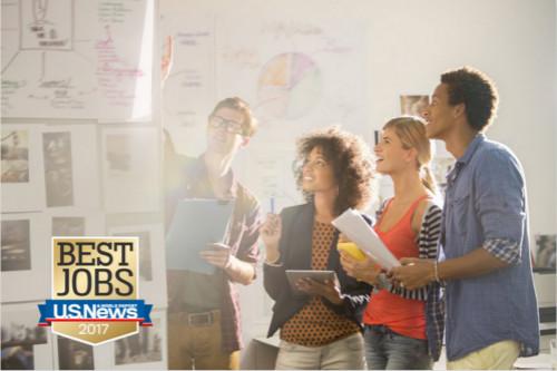 USnews2017年度最佳工作排行榜出炉 了解最新工作发展变化与前景