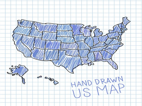 美国各州大学生占总人口比例及各州大学录取变化详解