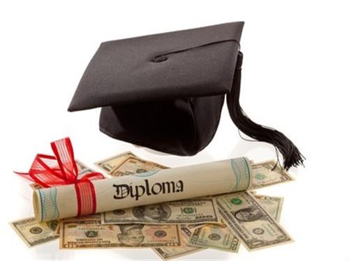 又多了一个海外深造的理由 美国高学历还能帮你多借钱