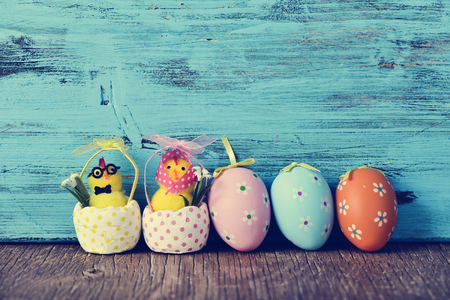 复活节文化万花筒 小兔子带着它的彩蛋来了
