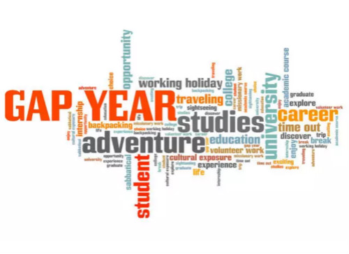 名人校友的Gap Year 放慢脚步提升自己