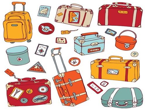 出国留学该带什么行李? 详细行李清单送给你