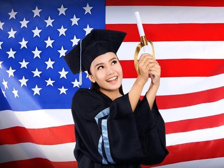 美国留学名校录取率节节高 10年前居然是现在的2倍多!