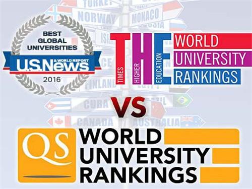 英国留学你有多在乎排名?泰晤士PK卫报排名谁更胜一筹?