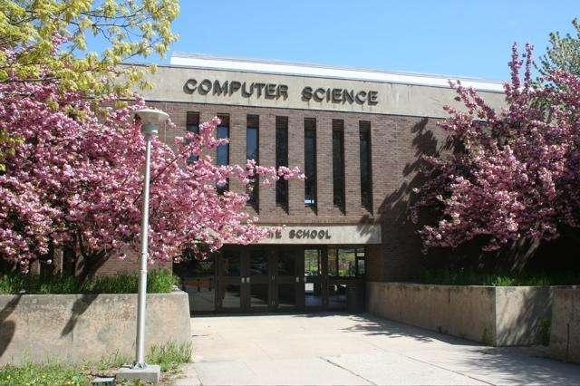 纽约州立大学-石溪分校全景图片