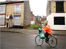 GRE经济学人双语阅读每日精选 英国二三线小城日益衰退
