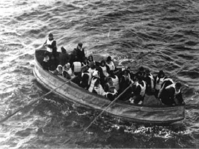揭秘|泰坦尼克号6名中国幸存者的生还真相
