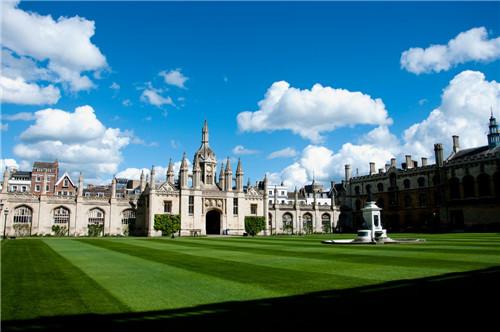 经济学专业 英国排名前10大学一览