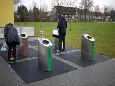 在瑞士倒垃圾也是门学问