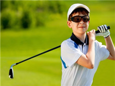 GRE经济学人双语阅读每日精选 职业高尔夫水平发展迅速