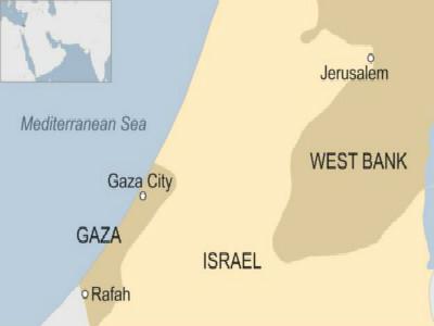 加沙边境爆发冲突 死亡人数增至58人