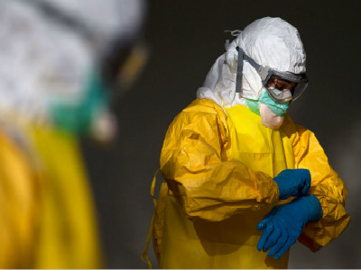 中国海关发布阻击埃博拉公告 临国进入高度戒备状态