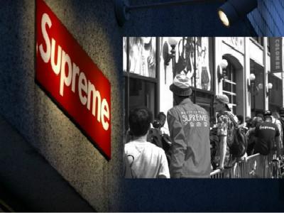 中国留学生潮牌店外殴打保安 因为买不到限量款?