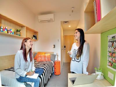 中国在澳留学生数量剧增 住房需求攀升