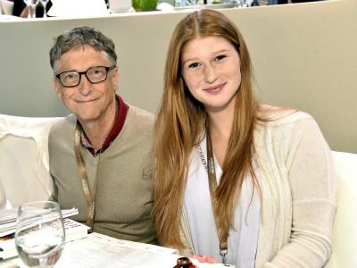 比尔盖茨掷1亿元贺女儿毕业 富人教育有何不同?