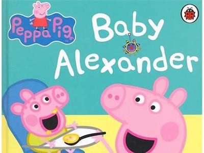 佩奇之父的商业之路:不是所有的小猪都叫佩奇