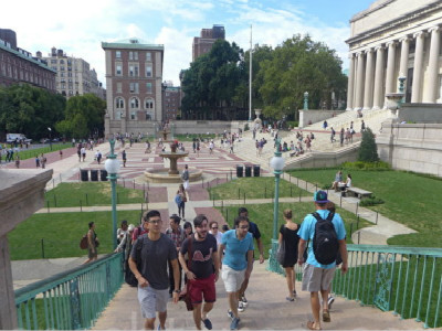 中国学生最多的美国大学排名 留学生们偏爱哪些区域?