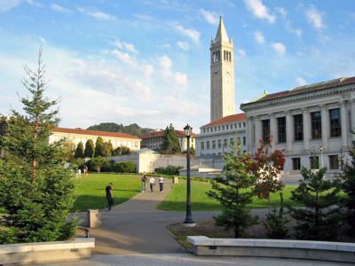 不谈学术 留学生眼中的加州大学伯克利