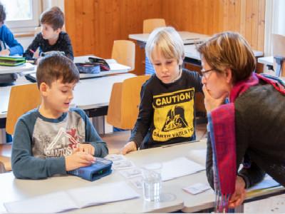 瑞士在校生首选教师职业 起薪高受尊重